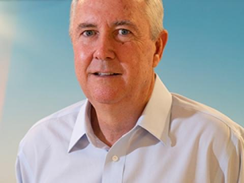 Jim Dean Interim President and CEO