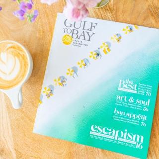 Gulf to Bay Magazine 2021