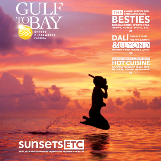 2019 Gulf to Bay Magazine